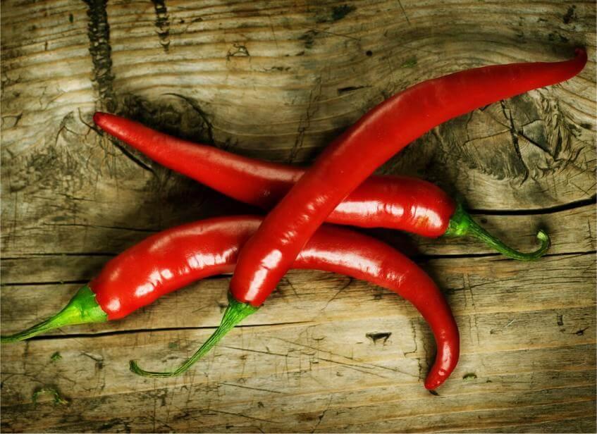Proprietà e benefici del peperoncino